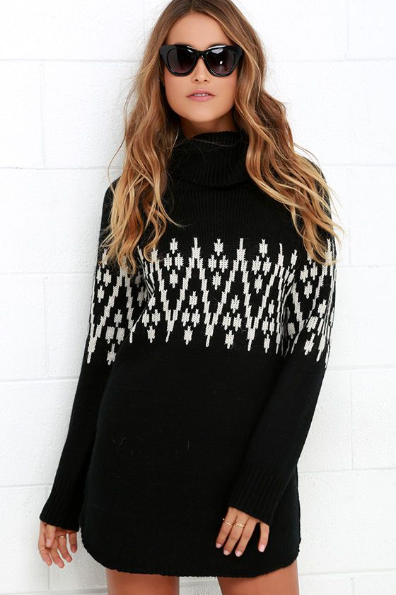 Black toler girls holiday dress sweater, nud pictuers