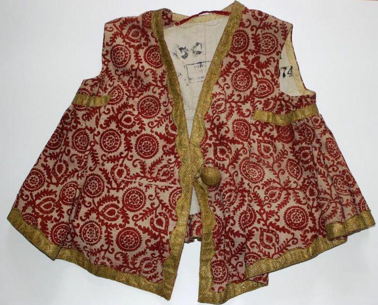 шугай. Из комплекта: Одежда и аксессуары из коллекции Билибиных - Потоцких-Ивангородский музей