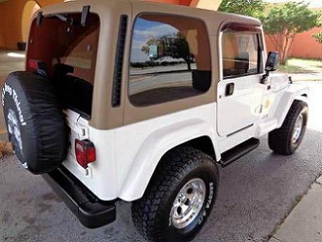 signalsregulation1998 Jeep Wrangler $2000