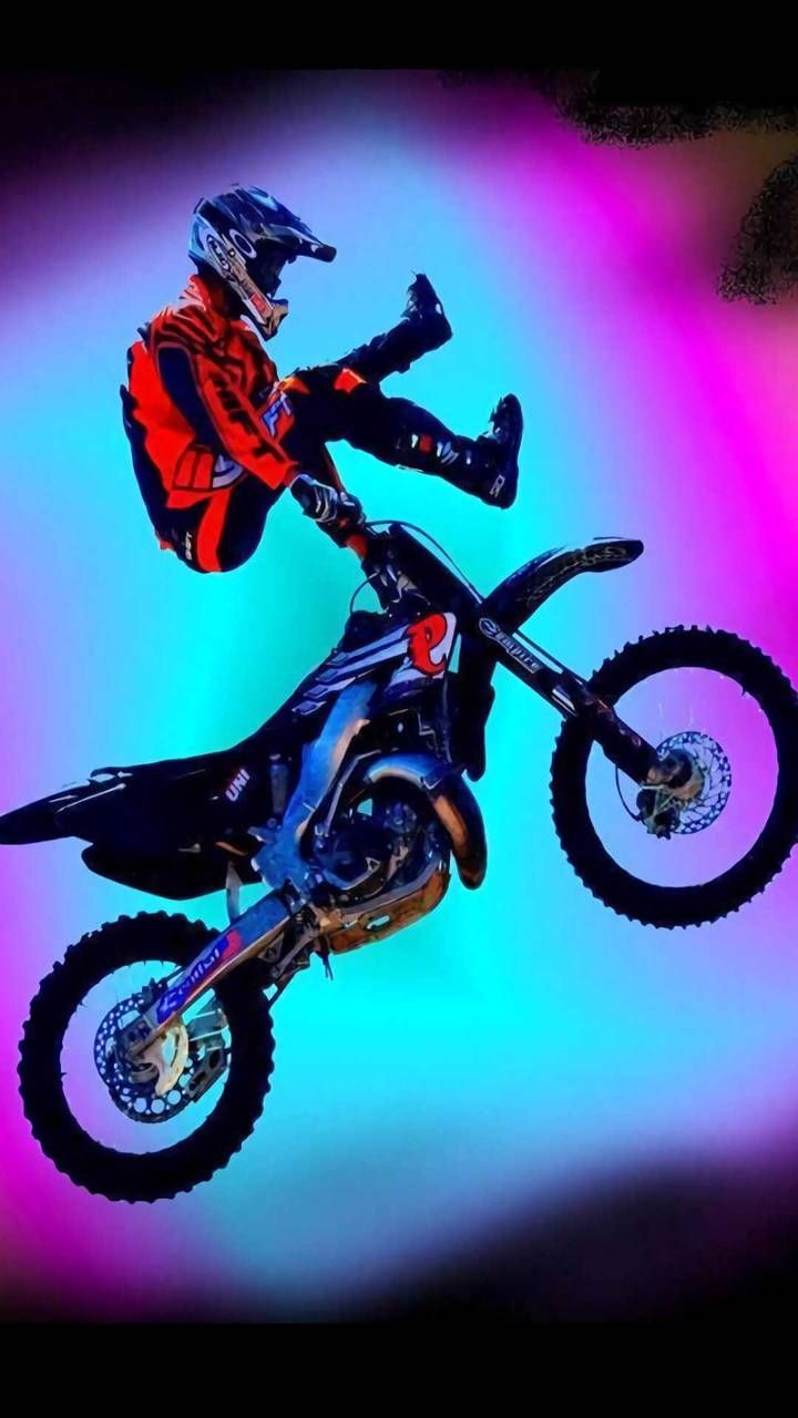 Motocross Wallpaper Bike Drawing Motocross Enduro Motocross
