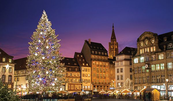 AmaWaterways Christmas Markets-Spend your 2017 holiday season aboard an AmaWaterways river cruise that takes you to see glimmering landscapes and stunning European cities preparing local festivities. It's never too early to plan a special holiday getaway that you'll remember for many years to come.