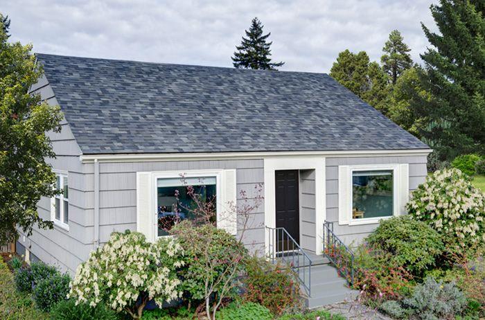 Best Malarkey Vista™ – Storm Grey Roofingshingle With Images 640 x 480