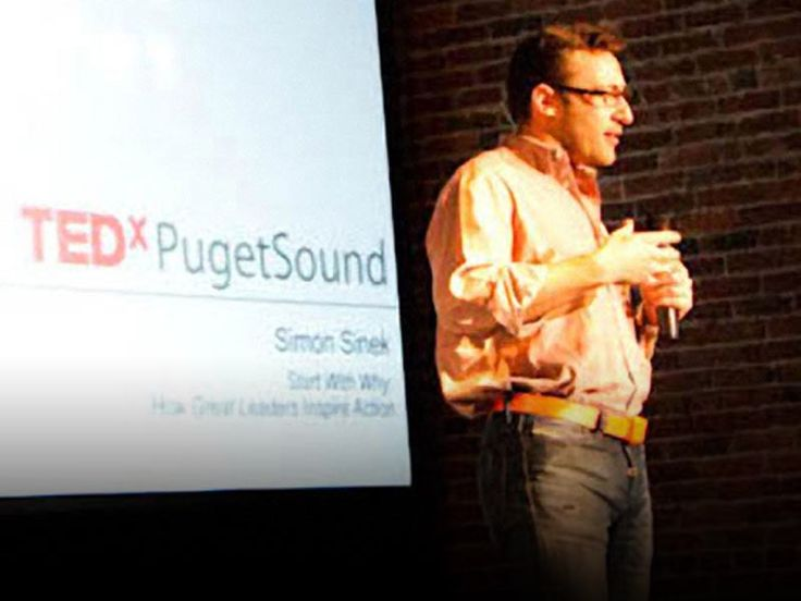 """Simon Sinek has a simple but powerful model for inspirational leadership all starting with a golden circle and the question """"Why?"""" His examples include Apple, Martin Luther King, and the Wright brothers ... <em>(Filmed at <a href=http://www.ted.com/tedx/events/72>TEDxPugetSound</a>.)</em>"""