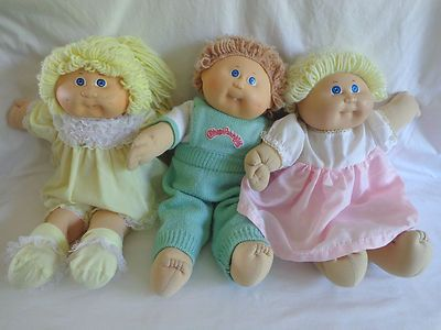 Kid cabbage patch kids and vintage on pinterest