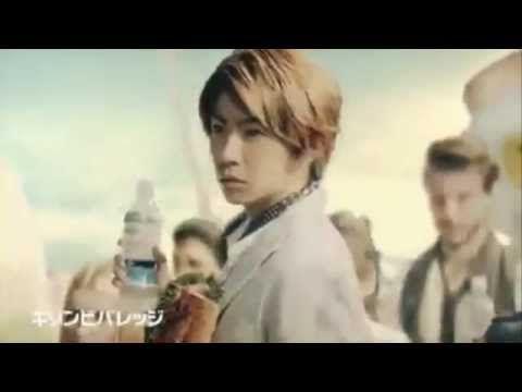 嵐 大野智 相葉雅紀「キリン メッツ プラス スパークリングウォーターに革命」篇 30秒 - YouTube