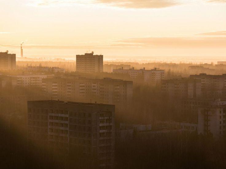 Poussière solaire - Pripiat - David de Rueda