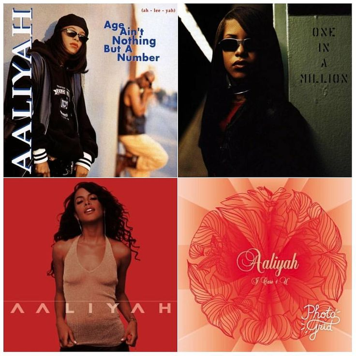 Which one is your favorite Aaliyah album?🤔