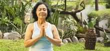Learn to listen and express yourself from a higher form of communication through the throat chakra. When it's open, it's easier to be truthful to both yourself and others.