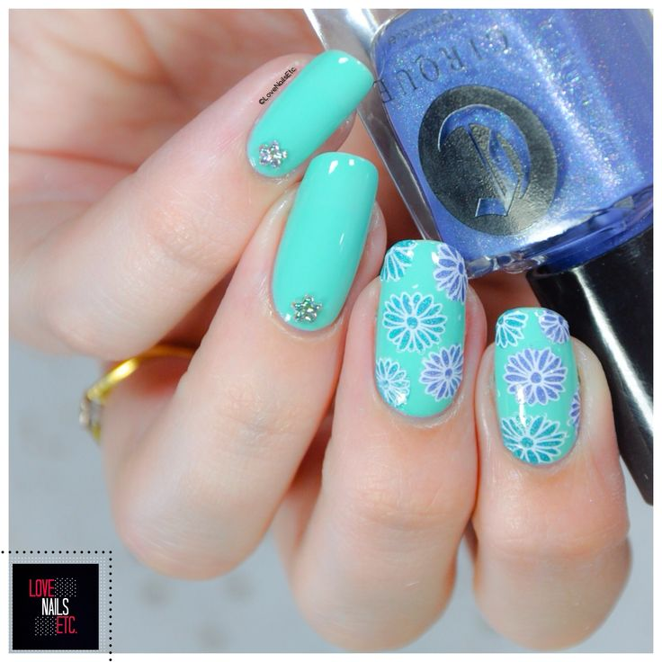 Relativ 60 best Nail Art - Reverse Stamping images on Pinterest  CL58