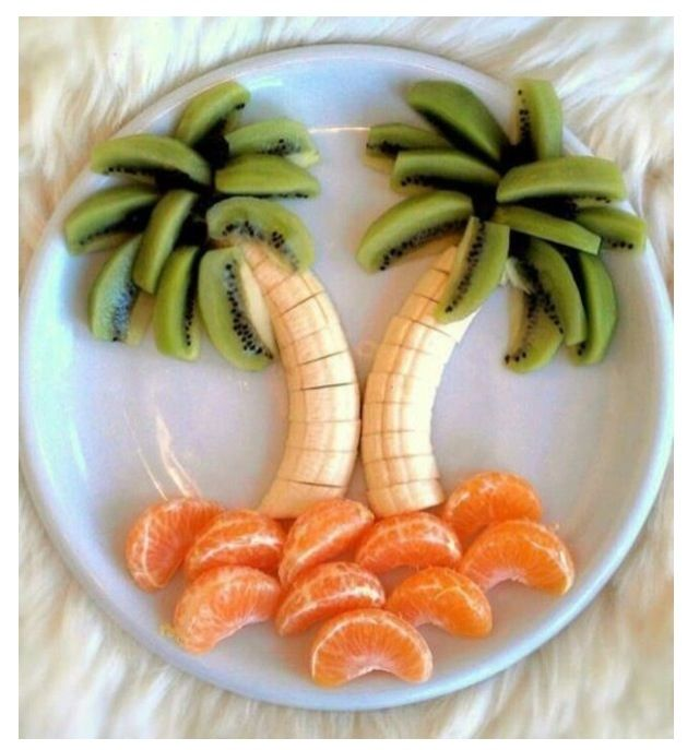 Cute snack idea for babysitting!