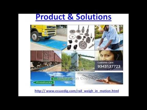 Weigh in Motion Systems, In Motion Weigh Bridge, Weighing in Motion