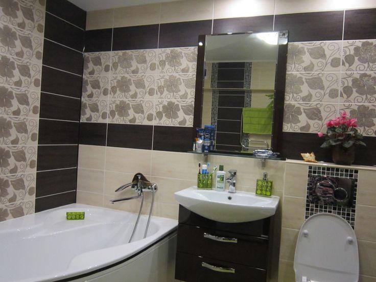 Дизайн ванной комнаты (34 фото). | Дизайн ванной комнаты, интерьер, ремонт, фото.