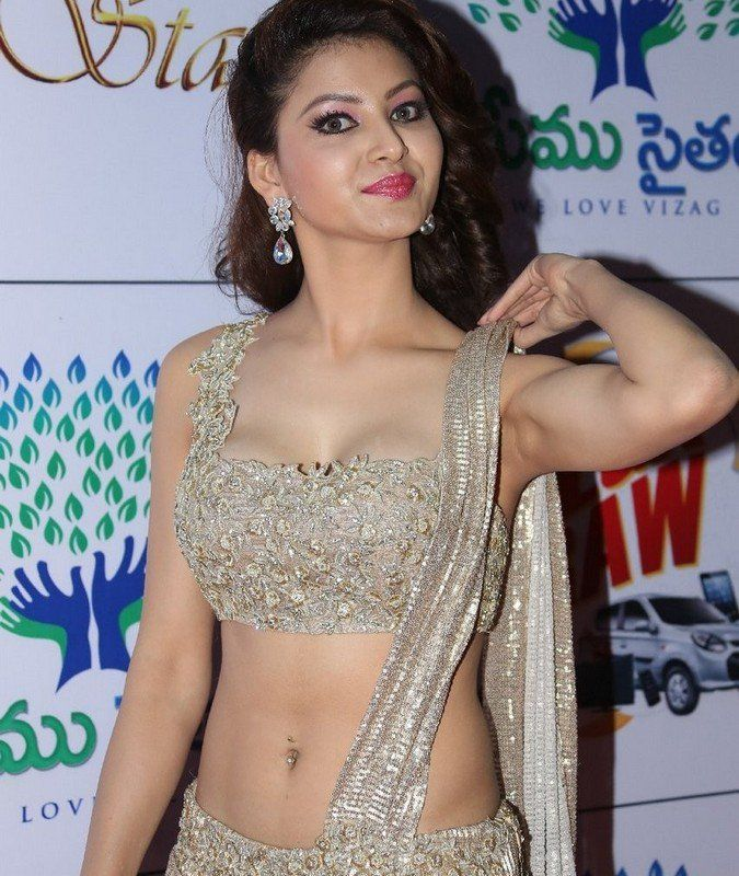 Urvashi Rautela is an Indian actress, model and beauty pageant titleholder who appears in Bollywood films. She made her Bollywood debut in Anil Sharma's action-romance film Singh Saab the Great.