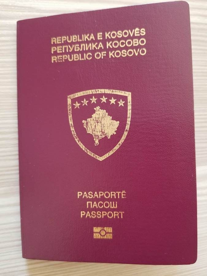 fec05bbef9a5 Kosovo passport. Read what it s like to travel with a weak passport and  about passport privilege.  travel  kosovo  passports