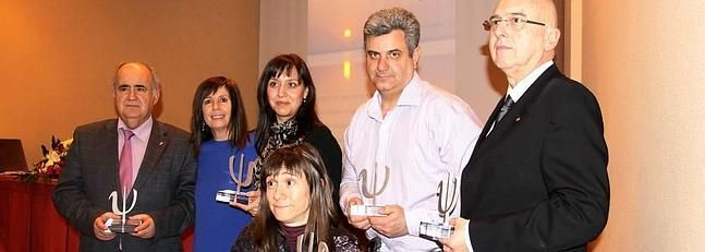 El Colegio Oficial de Psicólogos entrega sus galardones