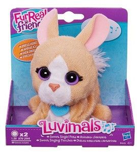 FurReal Friends - Luvimals - Sweet Singin' Bunny #furreal #furrealfriends #luvimals #speelgoed
