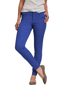Women's The Diva Skinny Ankle Pants | Old Navy  Love these pants