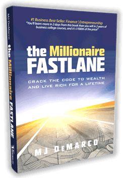 M.J. DeMarco - Autostrada per la ricchezza (The Millionaire fastlane)  https://www.ilgiardinodeilibri.it/libri/__autostrada-per-la-ricchezza-mj-de-marco-libro.php?pn=130