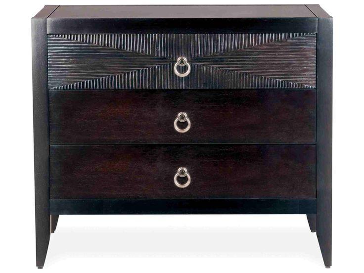 Brownstone Furniture Camden 27''L x 19''W Rectangular Espresso Nightstand