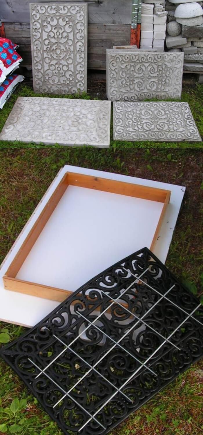 Diy Concrete Projects Use Concrete To Amazing Extents Concrete Diy Concrete Garden Garden Projects