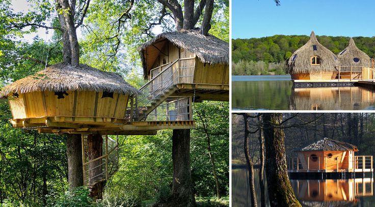 Au coeur de la Franche-Comté verte le #camping du Val de Bonnal est implanté sur un immense domaine #aquatique et #nautique de 150 ha aménagé sur quatre plans d'eau voisins de l'Ognon.
