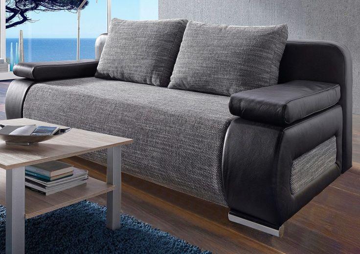 Schlafsofa Wahlweise Mit Federkern Und Matratzenauflage Ab Inklusive Bettkasten Komfortablen Federkerns Bei OTTO