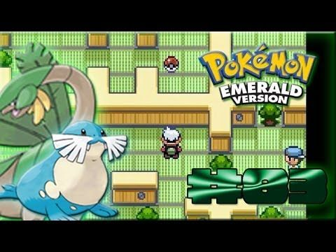 Pokemon Emerald Walkthrough (2013 Edition) Part 83: Trick House Pt. 1 (+...