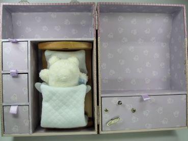 Spieluhr-welt - Spieluhr Puppenhaus (Ange Lapin)