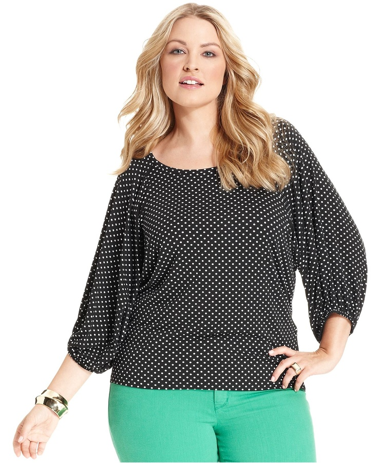 44 best clothing/style images on pinterest | plus size tops