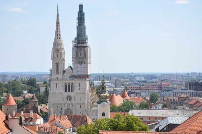 The Top 10 Things To Do And See In Zagreb Croatia Cathedral Zagreb Croatia