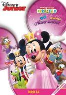 Mikki Hiiren kerhotalo: Minnin naamiaiset (DVD)... olisi kiva saada kerättyä kaikki kerhotalot ♥ tyttöni rakastaa näitä 7.95 €