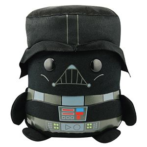 Darth Vader Plush Toys Inspired by Disney's epic space opera, Star Wars