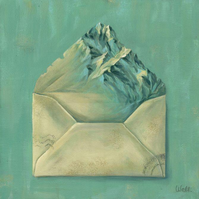 The envelope - alice-wellinger
