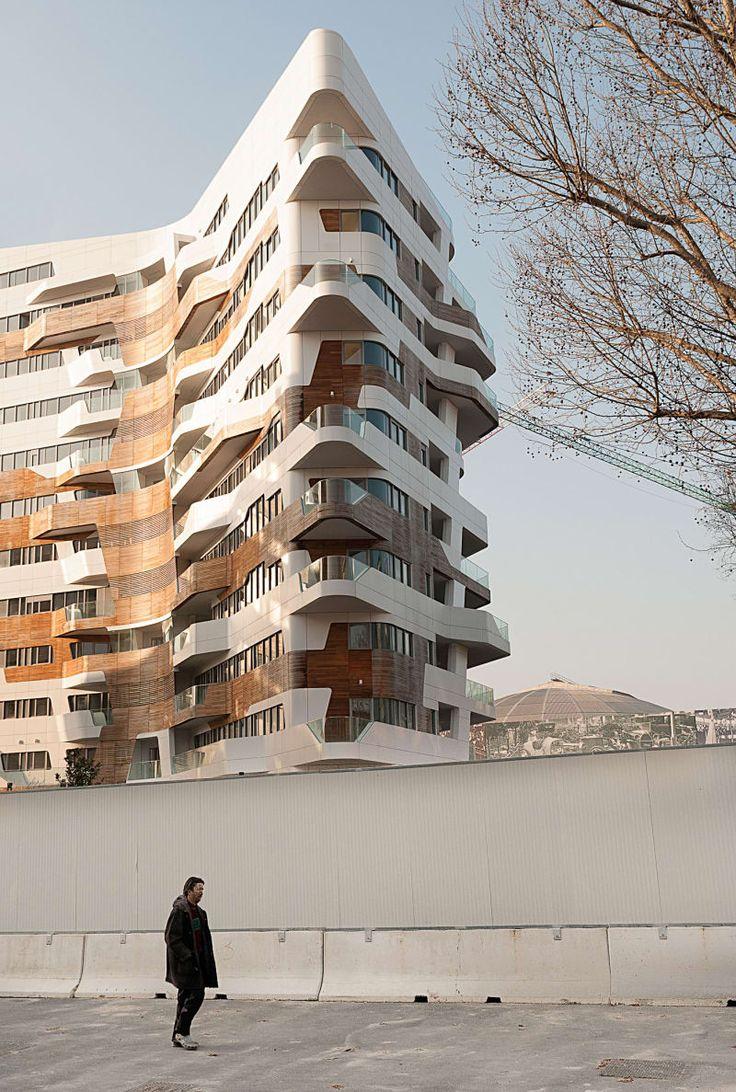Zaha Hadid Architects, Simón García, Michele Nastasi, Simone Bossi · Citylife
