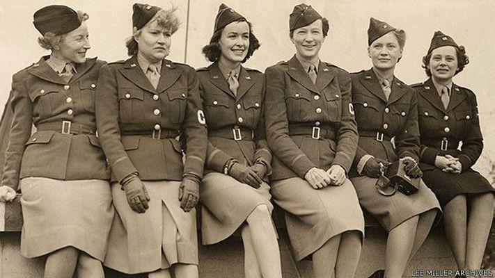 Las fotógrafas de la Segunda Guerra Mundial | Clases de Periodismo
