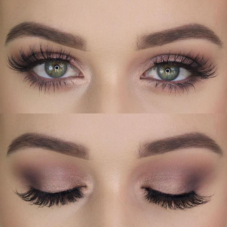 Mauve  ----- @anastasiabeverlyhills Brow Wiz @kyliecosmetics Holiday Eyeshadow Palette @natashadenona Palette 5 #2  @lillylashes Opulence Lashes