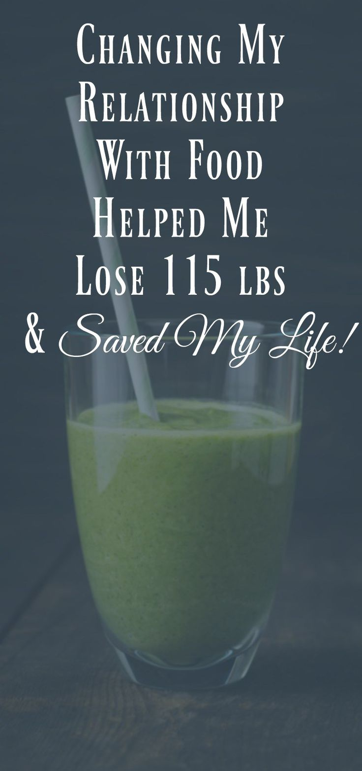 Changing My Relationship With Food Helped Me Lose -115Lbs and Saved My Life | healthy weight loss tips