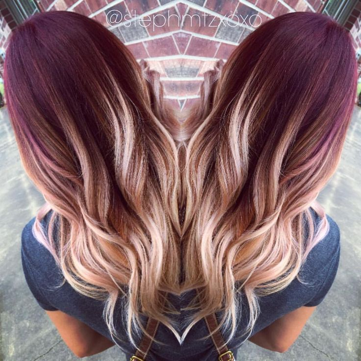 25 best ideas about cute hair colors on pinterest cute