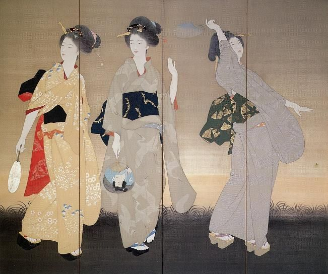 "『講談社野間記念館で「川合玉堂と東京画…』 ""To the article of"" Kawai Tamado and Tokyo painting ... ""at the Kodansha Noma Museum"