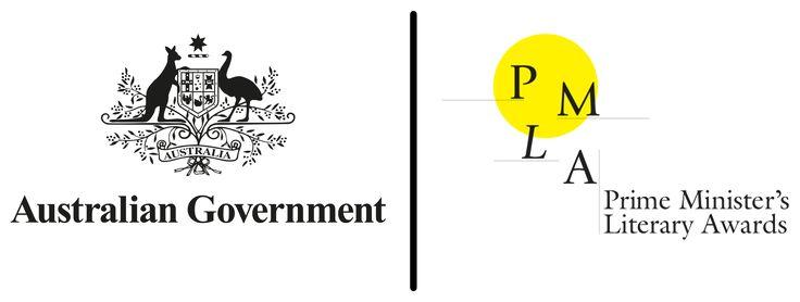 Logo: Australian Government, Prime Minister's Literary Awards