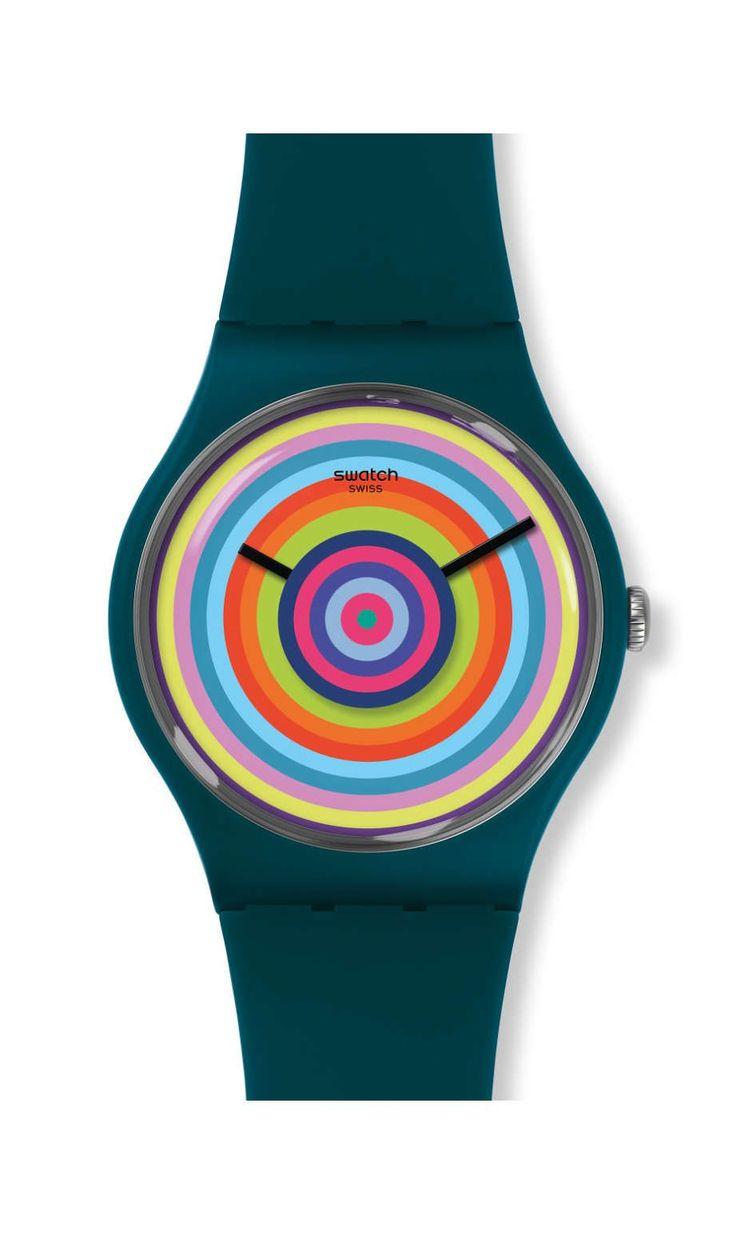 TOUPIE Swatch Watch