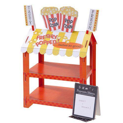 Pop Corn & Hot Dog Stand