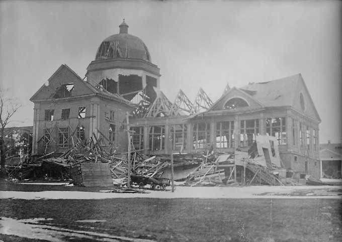 Halifax Explosion 1917