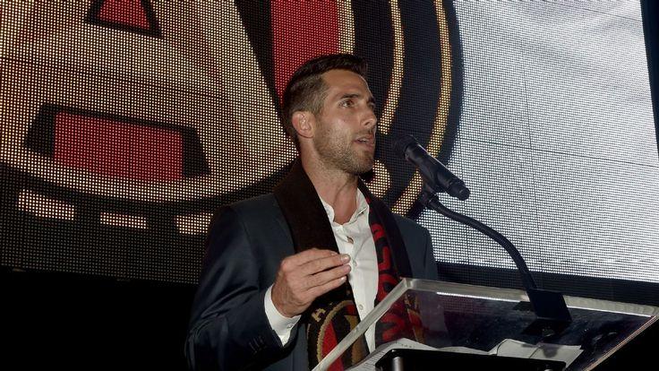 Atlanta United gives Carlos Bocanegra extension, names him vice president
