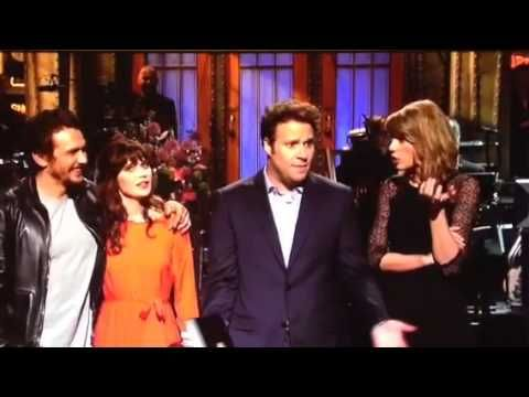 Taylor Swift SNL Guest Appearance - http://oceanup.com/2014/04/13/taylor-swift-snl-guest-appearance/