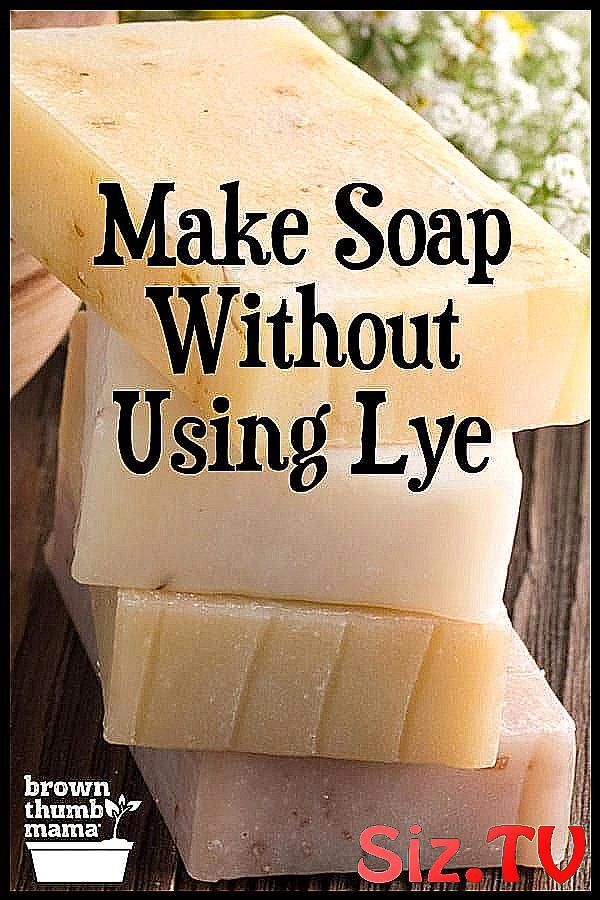 Making soap without lye There is an answer for #answer #caustic #classpintag …   – Soap Blog