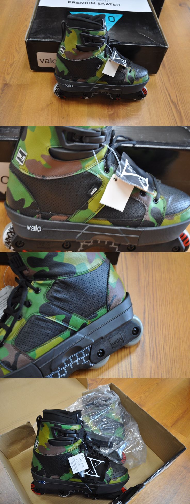 Men 47346: Valo Tv 3 Aggressive Inline Skate New In Box Roces Rollerblades Sale Skates -> BUY IT NOW ONLY: $139.71 on eBay!