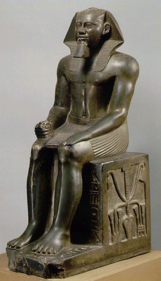 An analysis of the statue of memi and sabu