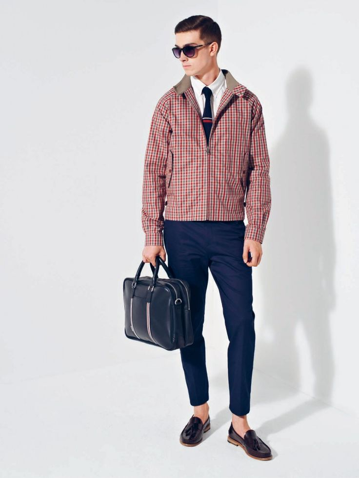 Ben Sherman Provides Quintessential British Outing for Spring Campaign