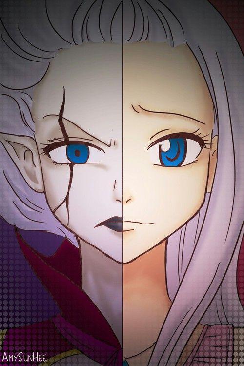 Woooow.......she is both good and evil....jiust like kaneki-kan!! •_•              -(0////0)-